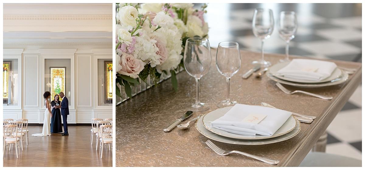 Classic Wedding Inspiration | Zen Events | Chicago, IL