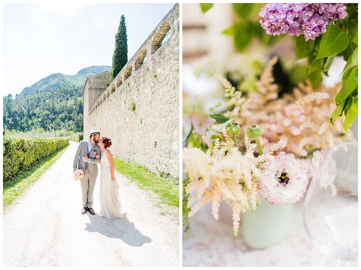 Italy Spring Wedding - Marantz Weddings